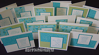 One Sheet Wonder All Occasion Cards One Sheet Wonder Tutorial