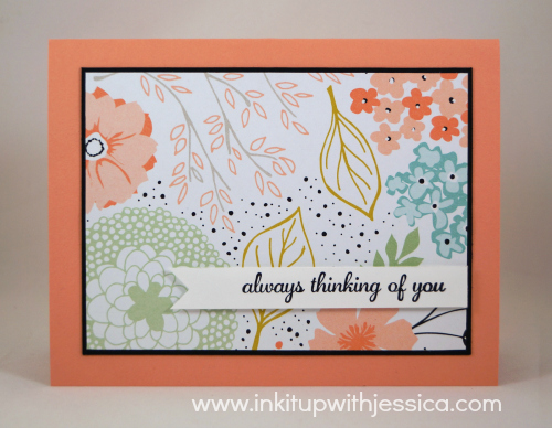 Always Thinking of You Card Cards of Encouragement