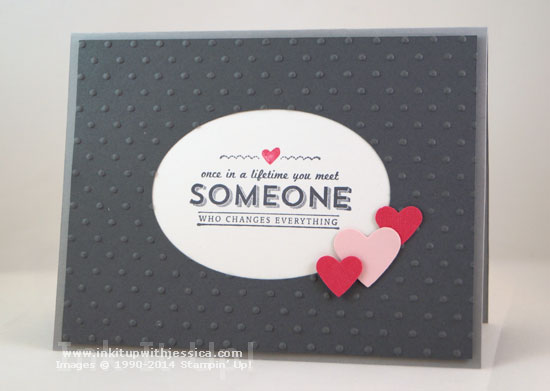 Someone Card Oval Frame Cards