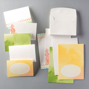 Watercolor Wonder Notecards 300x300 Thinking of You... with Watercolor Wonder Note Cards