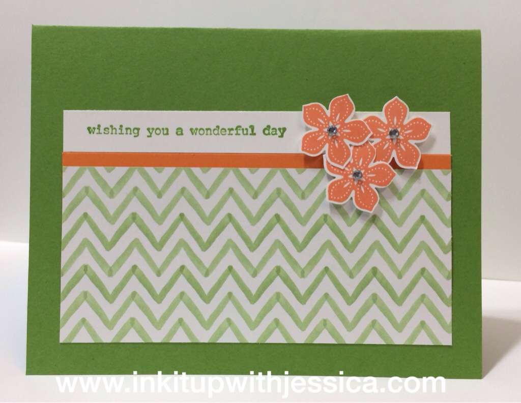 OSW Petite Petals Card One Sheet Wonder Cards