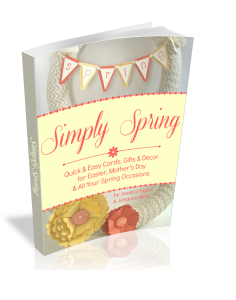 simply spring crafts ebook 236x300 Simply Spring eBook Winners