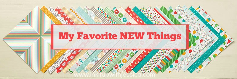 Favorite New  Stampin' Up! Products