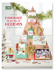 2015 Stampin Up Holiday Catalog