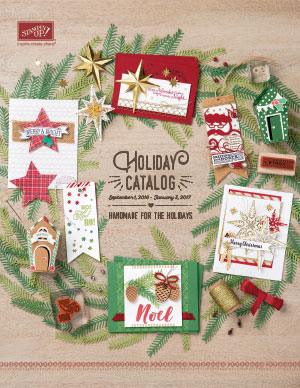 Stampin' Up! Holiday Catalog 2016