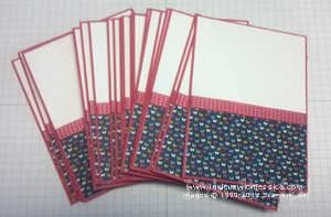 Mass Produce Handmade Cards Step4 Tips for Mass Producing Handmade Cards