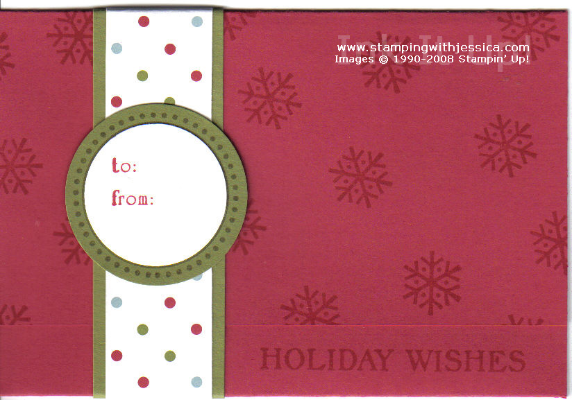 make your own gift card holder - Make Your Own Gift Card