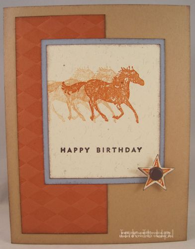Manly Birthday Card Ink It Up With Jessica Card Making Ideas