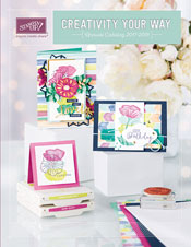 2017-18 Annual Stampin' Up! Catalog