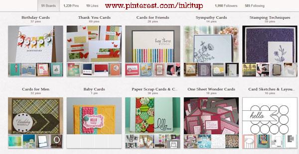 Pinterest Boards