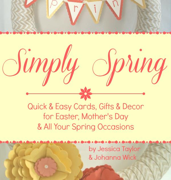 Simply Spring eBook Cover