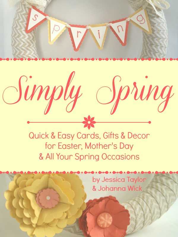 Simply Spring eBook Cover