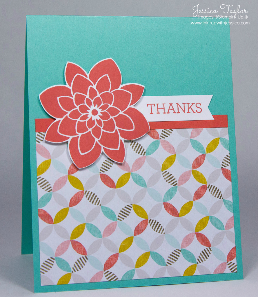 Crazy About You Thank You Card
