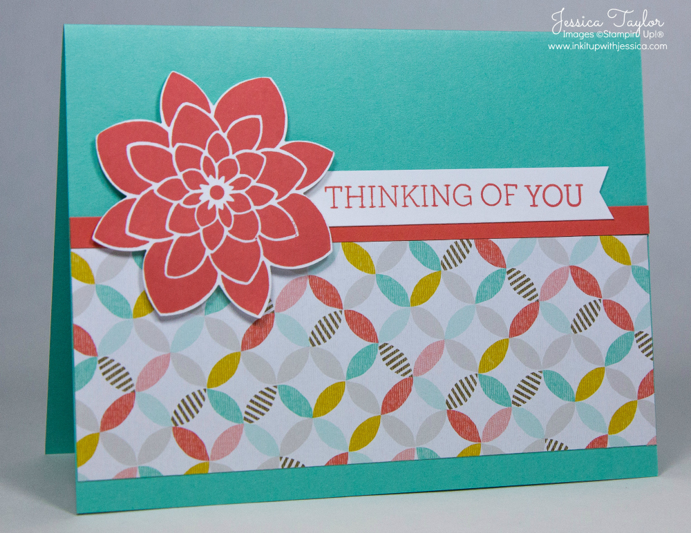 Crazy About You Thinking of You Card