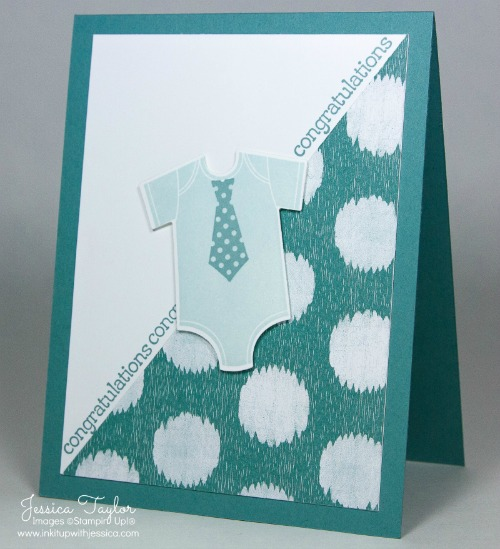 Baby Boy Card Ink It Up With Jessica Card Making Ideas