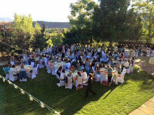 Founder's Circle Garden Party