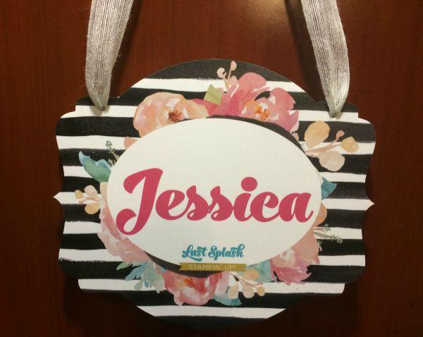 Name Sign Jessica