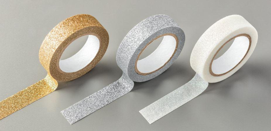 New Card Making Ideas Part - 48: Glitter Tape