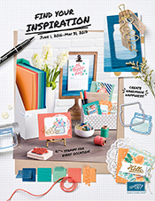 2016 Stampin Up Catalog