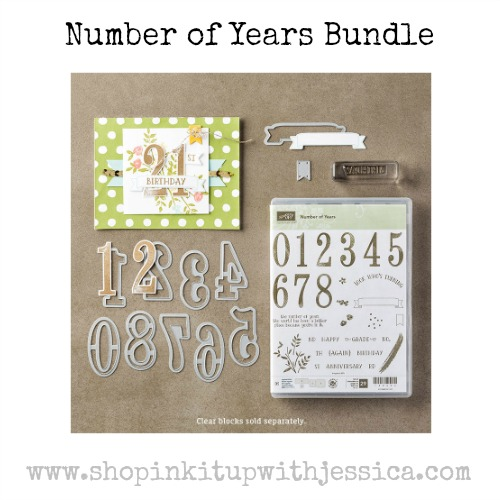 Number of Years Bundle