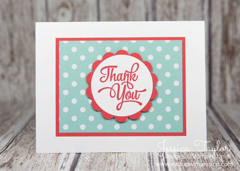 Let's Bring Back Thank You Cards