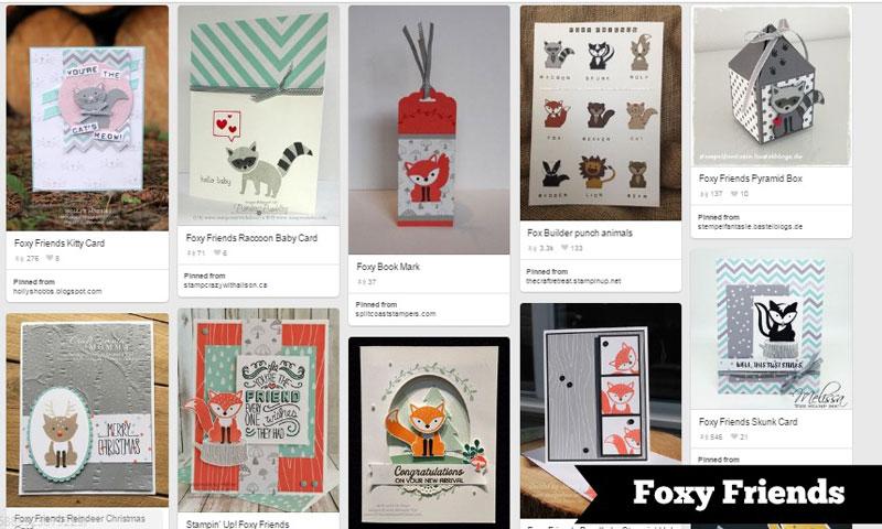 Foxy Friends Ideas on Pinterest