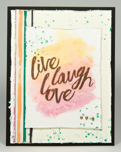 Card by Angela Waters