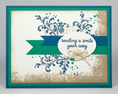 Card by Michelle Halleen