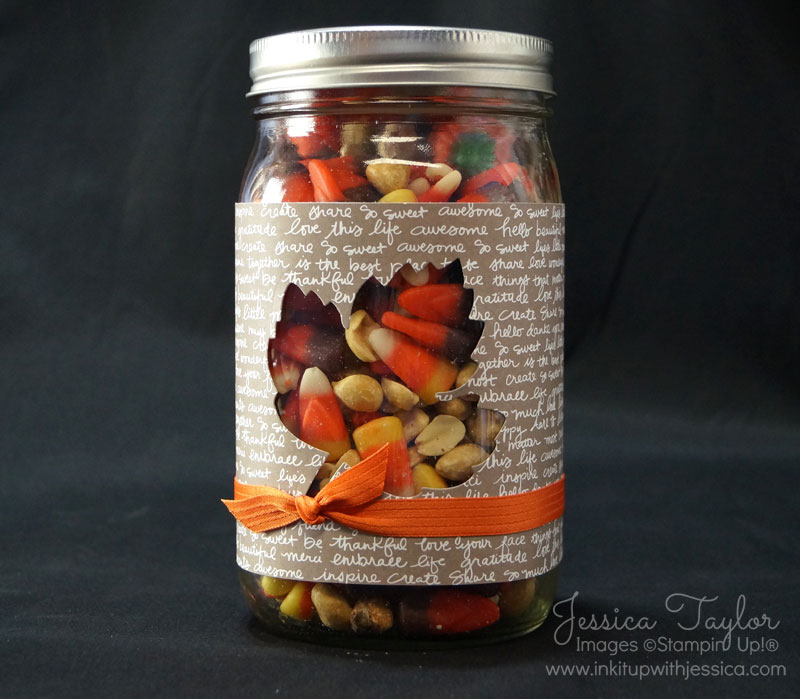 Autumn Jar