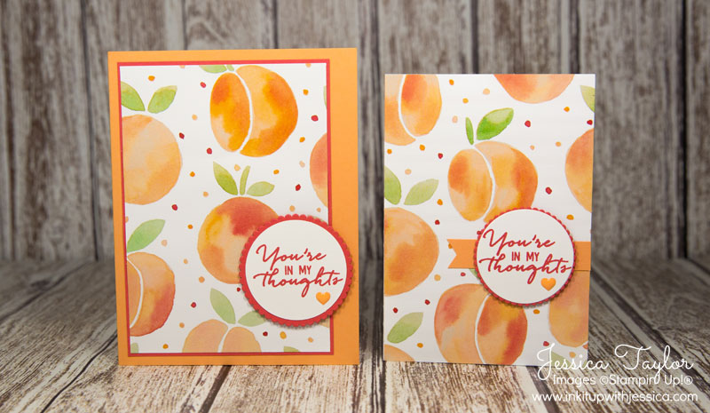 Big or Little? What size do you prefer your cards?