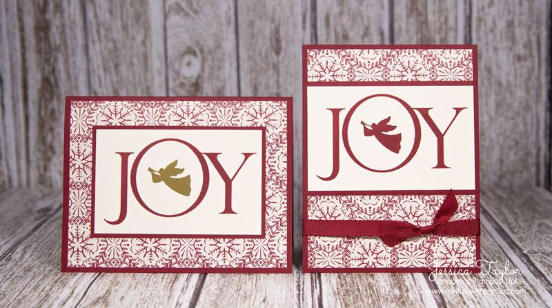 Joyful Nativity Cards