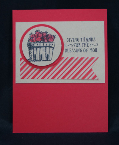 Card by Kristen Bryant
