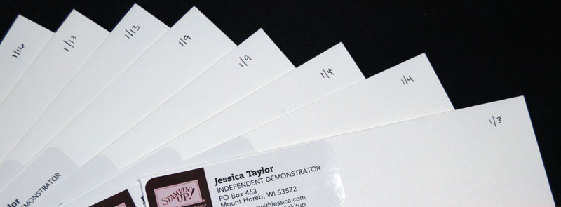 Add Date To Mail Card Your Envelopes