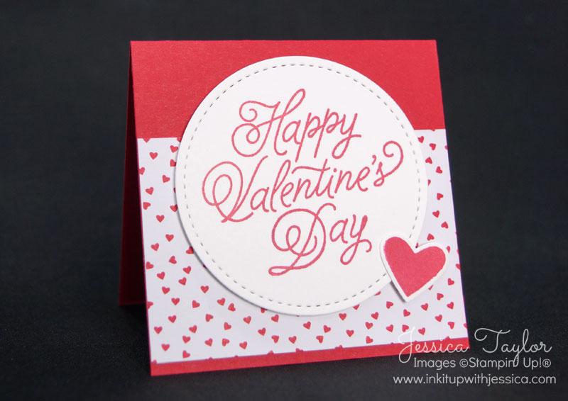 Sending Love Valentine Gift Card