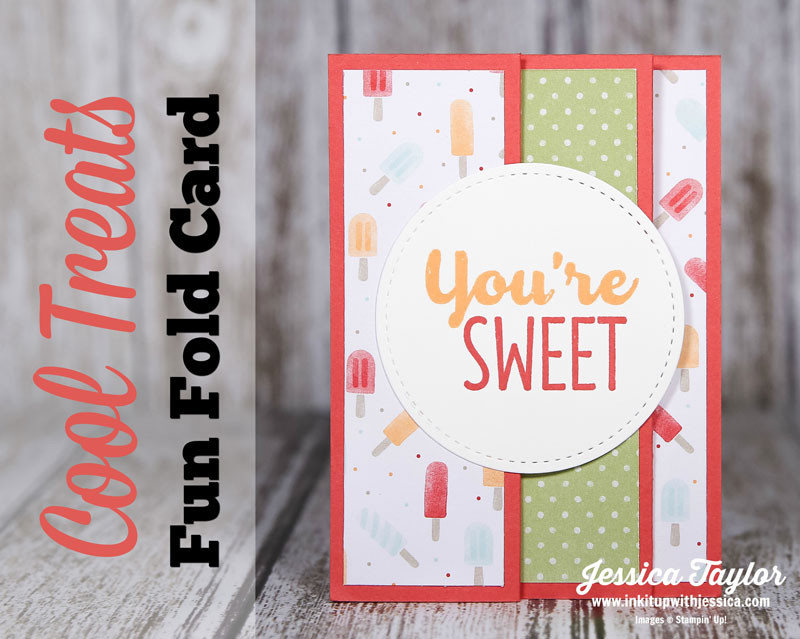 Summer Fun Fold Card