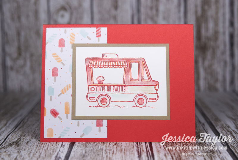Tasty Trucks Card